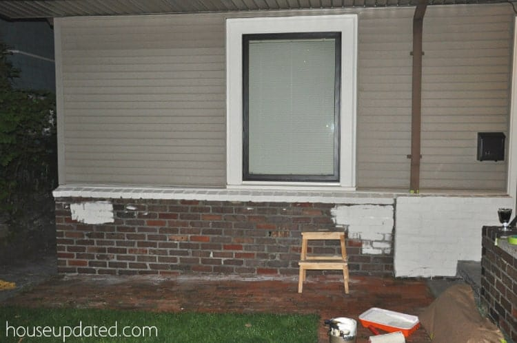How To Paint Exterior Brick From Houseupdated.com