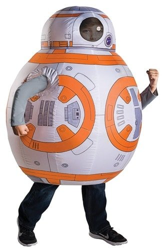 inflatable droid Star Wars Halloween costume