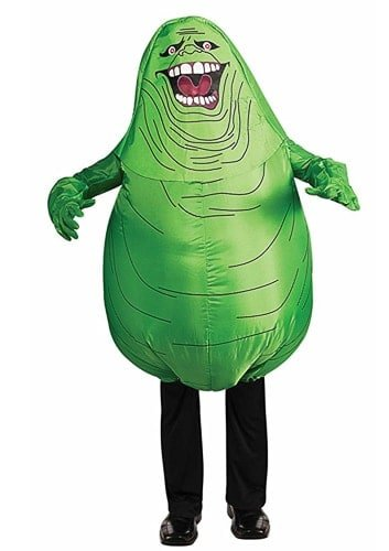inflatable ghost from ghostbusters costume