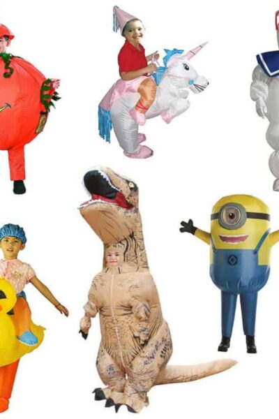 Inflatable costumes for kids and others under $40