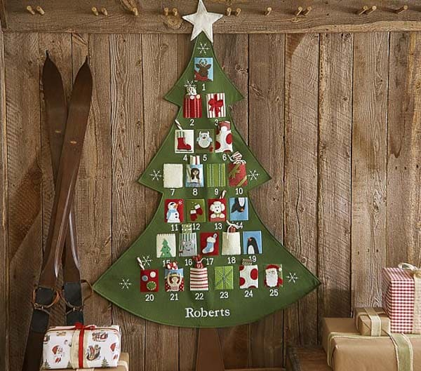 Kids Advent Calendar Ideas   The Heathered Nest