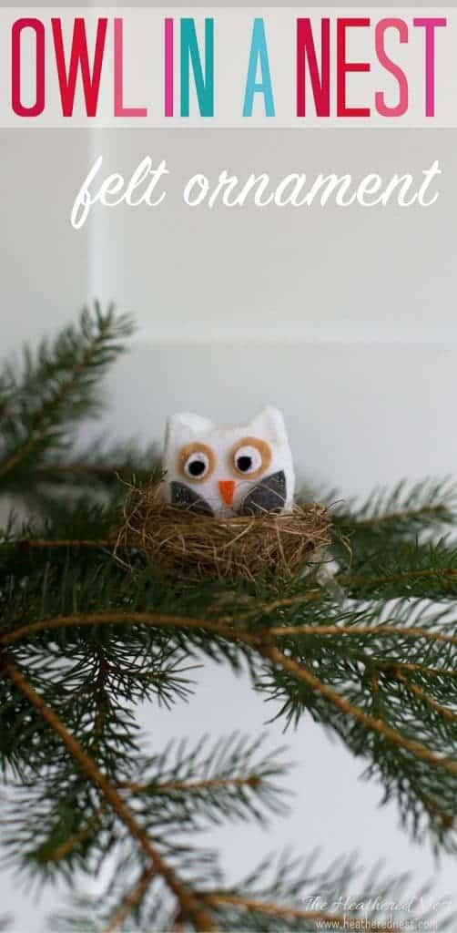 Diy Owl Decorations