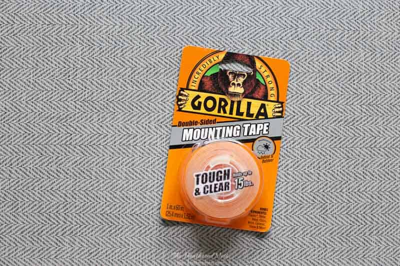 Gorilla Glue Clear Mounting Tape product shot