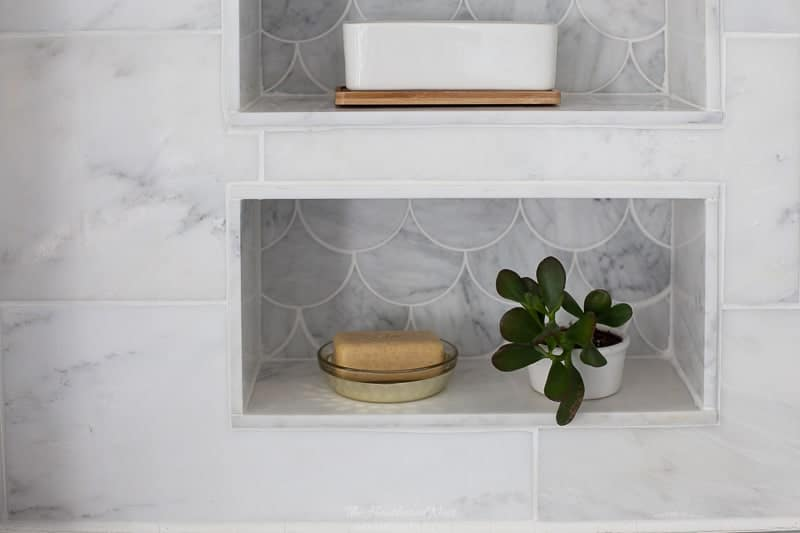 house staging tips: bad smells kill real estate deals. Make sure your home smells like a place people want to be! Image of good smelling boutique soap used in a bathroom for home staging