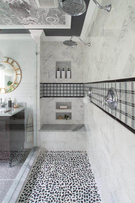 A Comprehensive Subway Tile Patterns Glossary & Guide. #tilepatterns #tilepatternideas #subwaytile #DIY #floortilepatterns #bathroomtilepatterns #waystolaysubwaytile #subwaytilepatterns