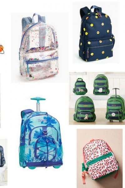 20+ trendy backpacks for back to school this year! Something here for everyone! An emoji backpack, Star Wars backpack, unicorn backpack, harry potter backpack, sequin backpack...and more! Why look at 8 different stores when the cute ones are all gathered here in one spot?! #backtoschool #backpacksforkids #trendybackpacks #cutebackpacks