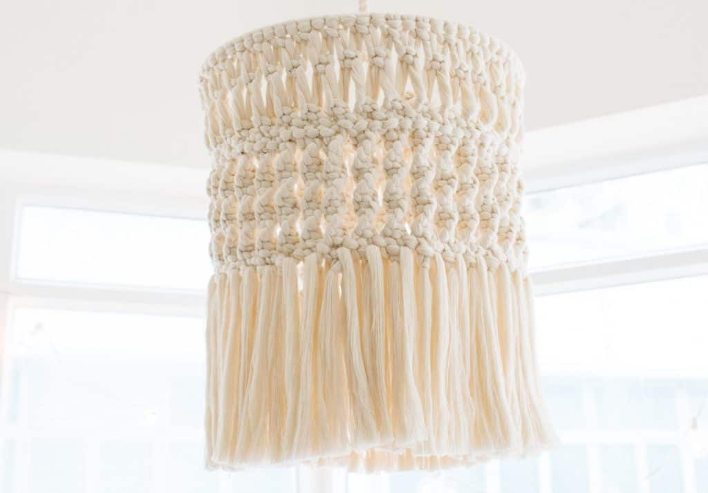 Macrame Light Shopping Guide 5 Macrame Diy Lighting Projects 18 To Buy The Heathered Nest