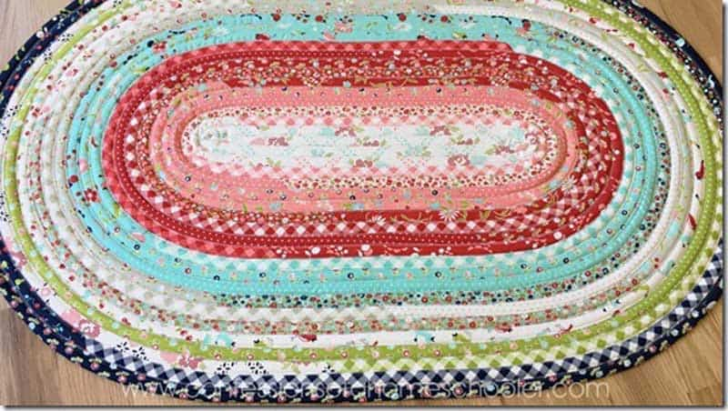 Jelly rug tutorial from confessions of a homeschooler