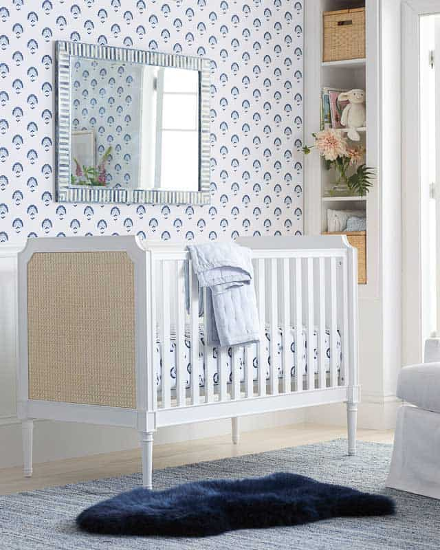 8 Nautical Nursery Decor Essentials The Heathered Nest