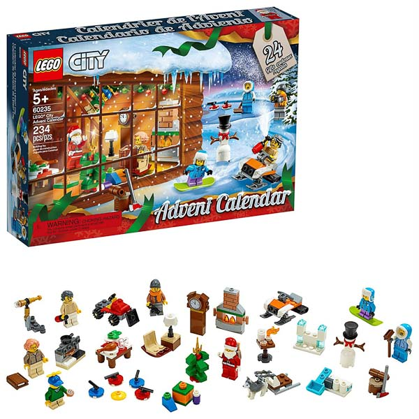 2019 LEGO City Advent Calendar