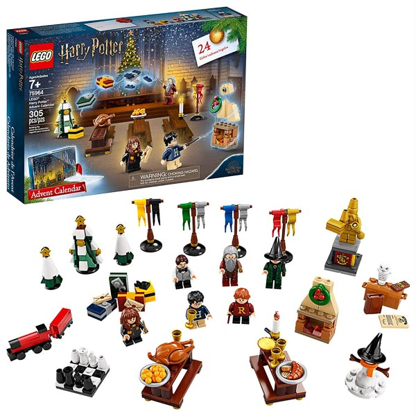 2019 LEGO Harry Potter Advent Calendar