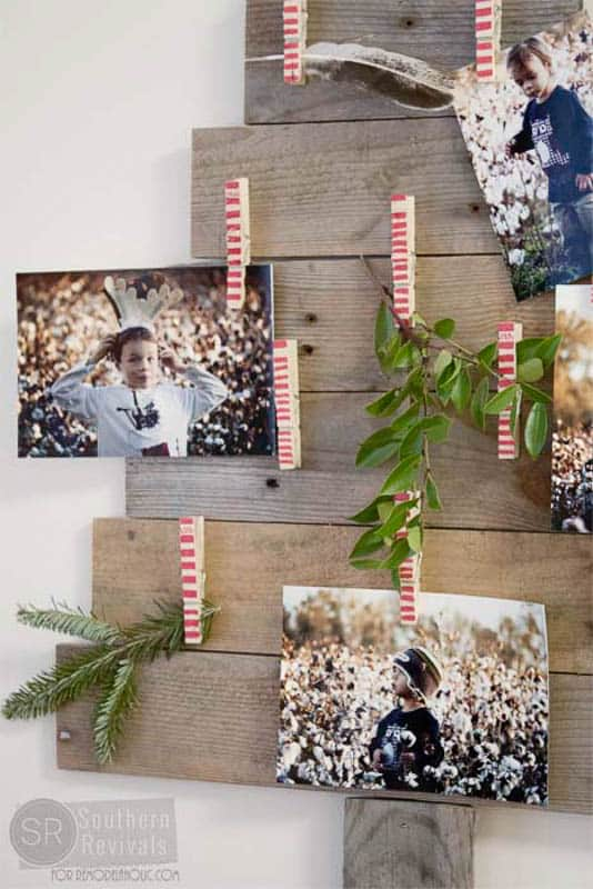 51 Fantastic Christmas card display ideas!