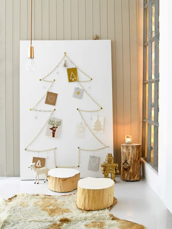 51 Best Christmas Card Display Ideas The Heathered Nest