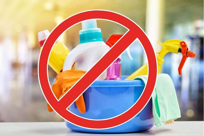"""Googled, """"gift ideas for wife"""" recently? Here are 9 ideas you should absolutely NOT use: 3. cleaning supplies or appliances of any kind"""