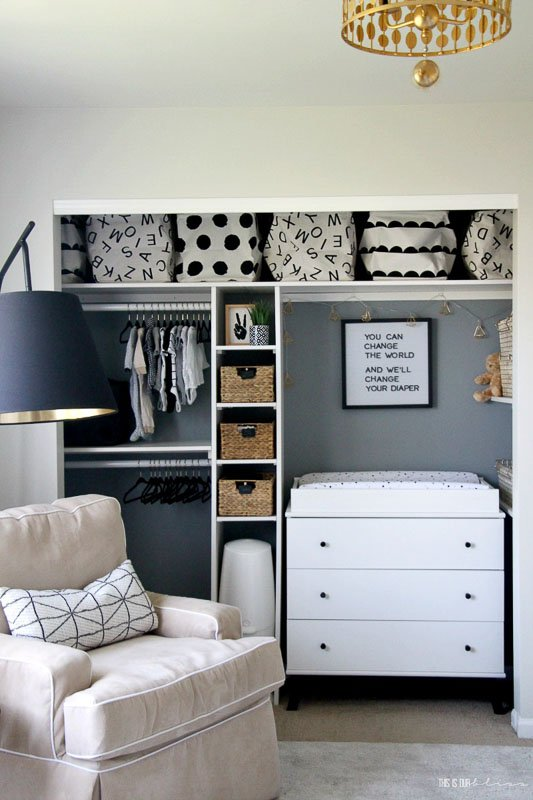 65 Incredibly Useful Closet Organizer Ideas The Heathered Nest