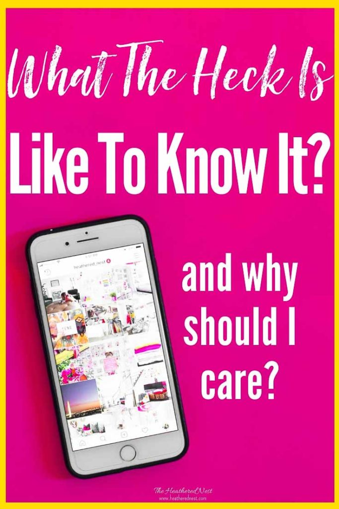 "WHAT is Like to Know it / the ""LIKEtoKNOW.it"" app? If you keep seeing things about shopping on Instagram with this LIKEtoKNOW.it thing & don't understand what it's all about, let me tell you the secret! With this free tool, you'll never wonder again where'd she get that dress? Or have to scour the internet for hours looking for those fab shoes! It's AMAZING. #howtoshoponinstagram #howtouseliketoknowitapp #instagram #liketoknowit #whatisliketoknowit #whatisrewardstyle #instagramshopping #instagramshoppingtutorial"