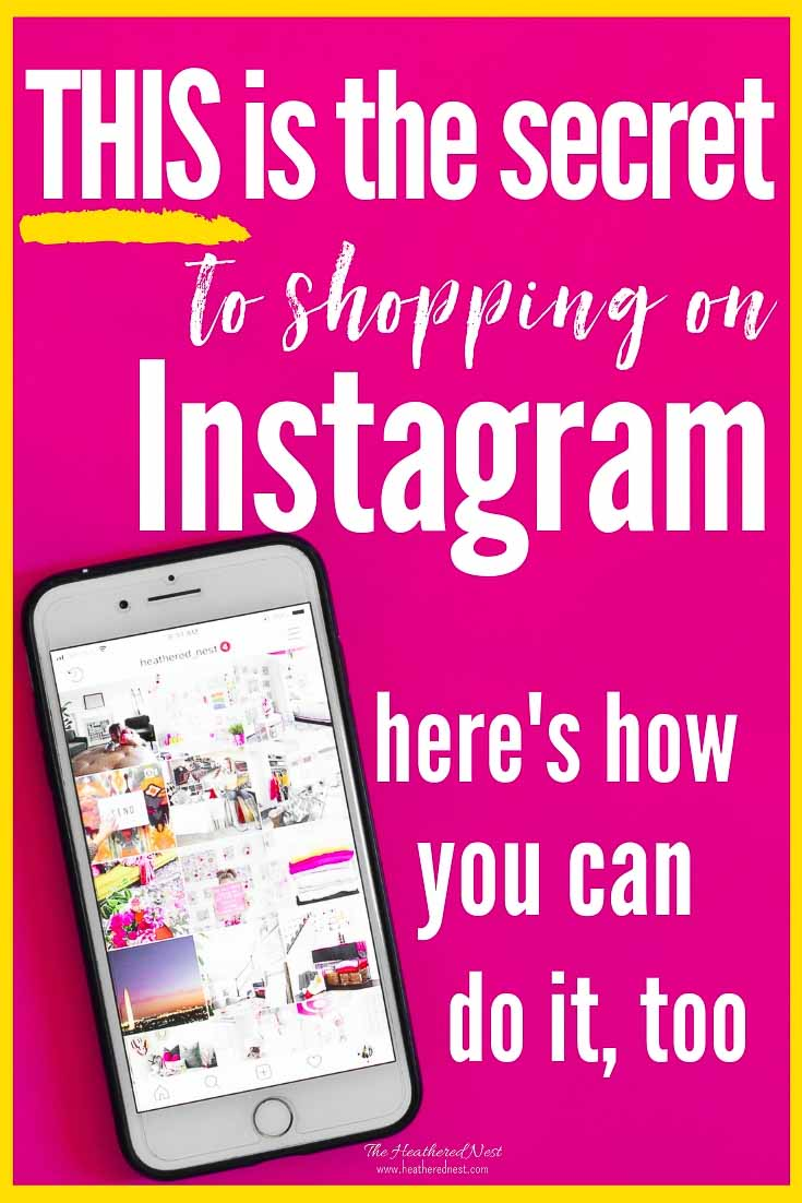"WHAT the heck is ""Like to Know it?"" If you keep seeing the LIKEtoKNOW.it app referenced on Instagram & don't understand what the buzz is all about, let me fill you in on the secret! THIS is how to shop on Instagram & never wonder again where'd she get that dress? Or scour the internet for hours looking for those amazing shoes! #howtoshoponinstagram #howtouseliketoknowitapp #instagram #liketoknowit #whatisliketoknowit #whatisrewardstyle #instagramshopping #instagramshoppingtutorial"