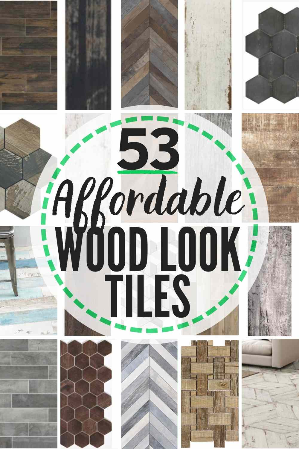 53 affordable and gorgeous faux wood tiles