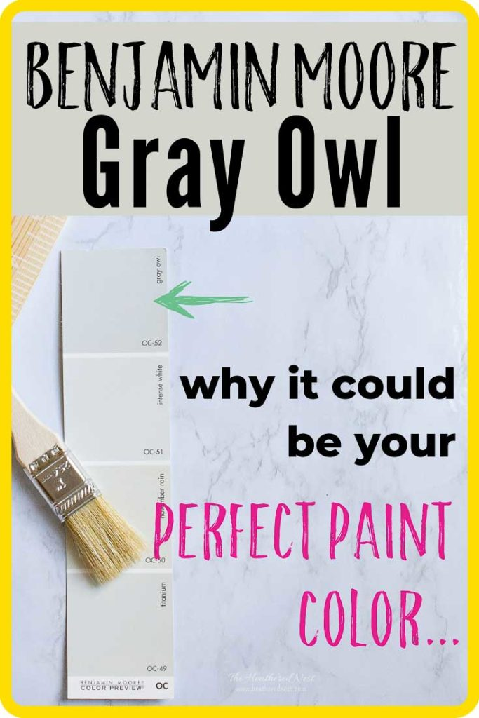 Is Benjamin Moore Gray Owl the perfect gray paint for your home? We'll compare Gray Owl to other popular greys, and show you almost 30 real homes that show off the color in all different lighting situations and spaces, both interior and exterior. Explore the undertones and more! #GrayOwl #BenjaminMoore #graypaint #greypaint #BenjaminMooreGrayOwl #graypaintcolors #graypaintbedroom #graypaintlivingroom #graypaintdiningroom #graypaintbasement #graypaintbathroom #graypaintcolorspopular