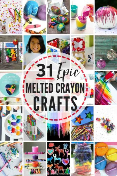 31 EPIC 🖍Melted Crayon Art & Craft Ideas To Try! Fun DIY Crayon Ideas For Everyone! #meltedcrayoncrafts #meltedcrayonart #meltedcrayonprojects #DIY #crayons #meltedcrayoncanvas #meltedcrayontutorials #meltedcrayonideas