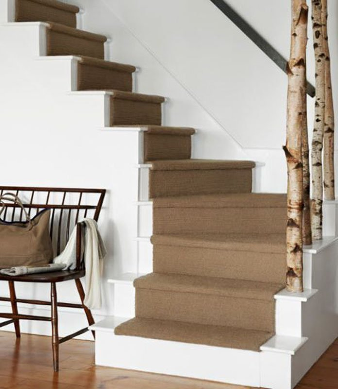 45 DIY PAINTED STAIRS projects that are SPECTACULAR! | Country Living