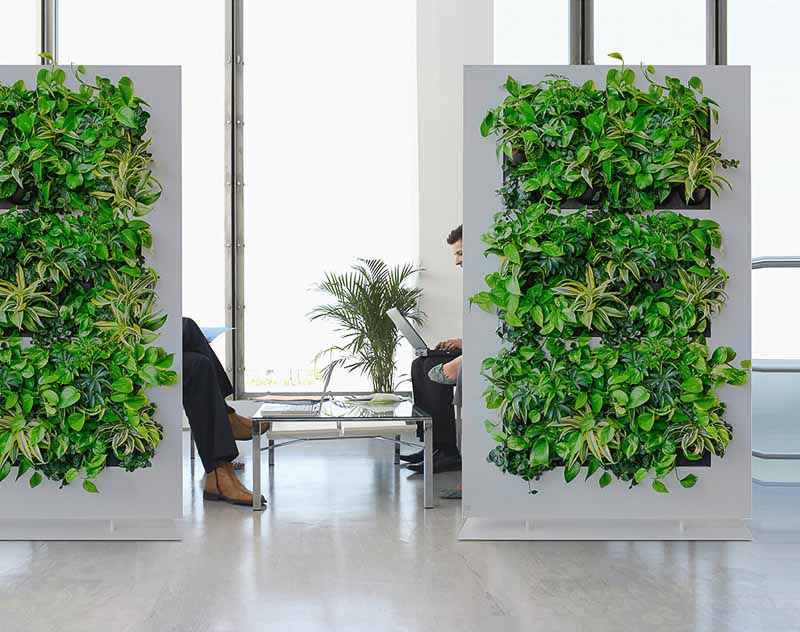 30+ Amazing Room Divider Ideas | Living Wall Room Divider