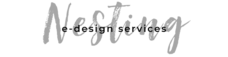 Nesting e-design services - an online interior designing service for kids spaces only! Nursery design, girls' bedroom design, boys' bedroom design and kids' playroom design is all we do!