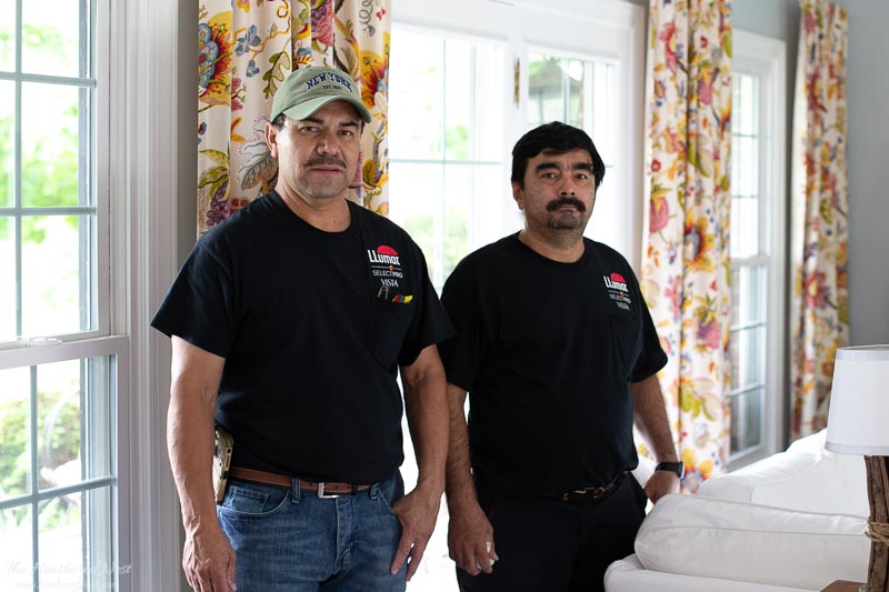 Llumar Window Film - our professional installation team who was polite, worked diligently and was respectful of our home and belongings during the installation process. We recommend this service highly.