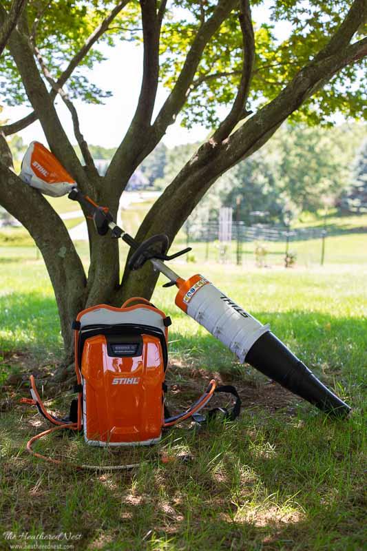 STIHL Battery KombiSystem Summer Gardening Project | The