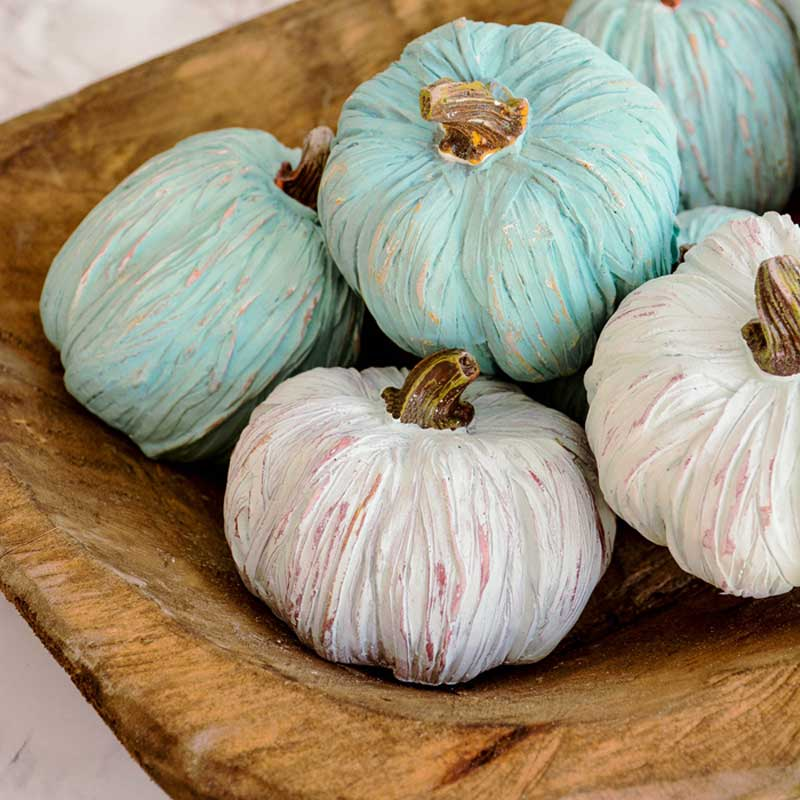51 Cute Painted Pumpkin Ideas - I Should Be Mopping The Floor Painted Pumpkins