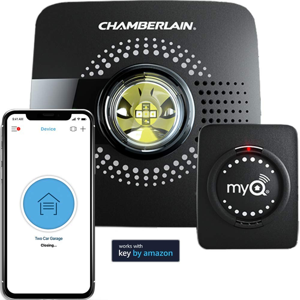 myQ smart garage hub - One of the TOP TEN Gifts For The Woman Who Wants Nothing
