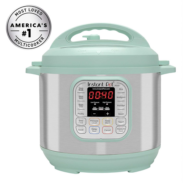 7 Kitchen Appliances in one Instant Pot - One of the TOP TEN Gifts For The Woman Who Wants Nothing