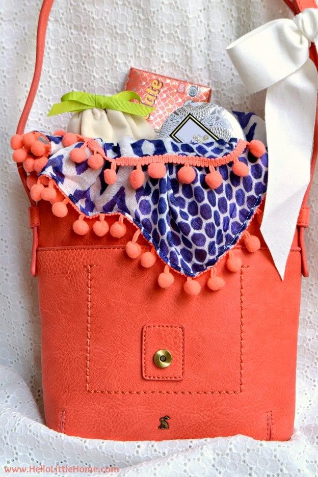 present in a purse | hello little home