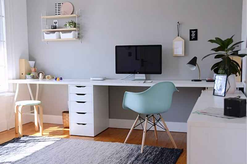 37 Amazing IKEA desk hacks