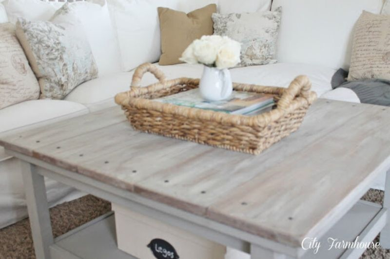Farmhouse coffeetable