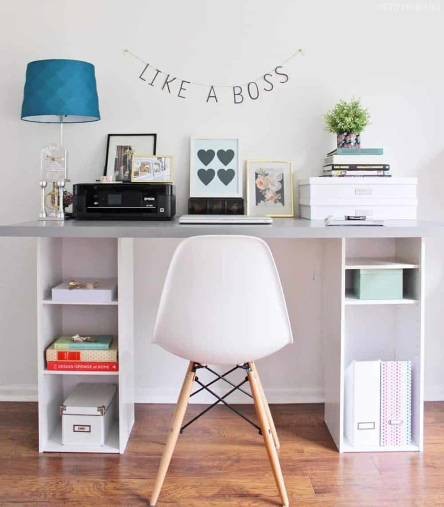 37 Unbelievably Good IKEA desk hacks!