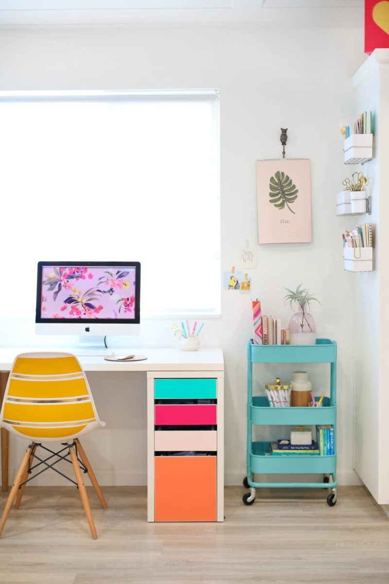 37 AWESOME IKEA desk hacks!