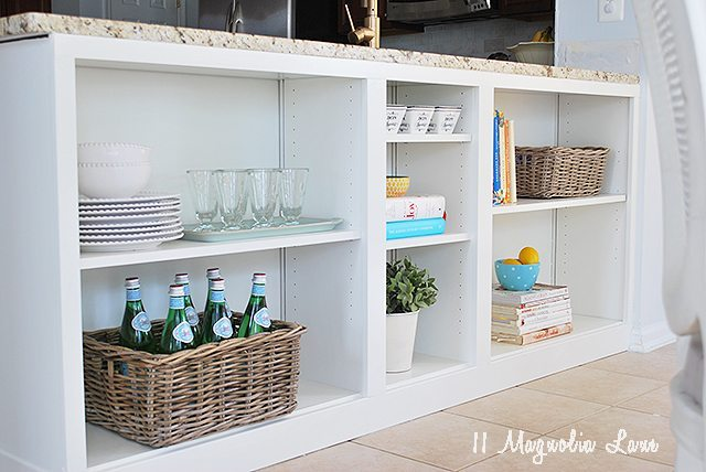 26 Innovative Ikea Billy Bookcase Hack Ideas | 11 Magnolia Lane