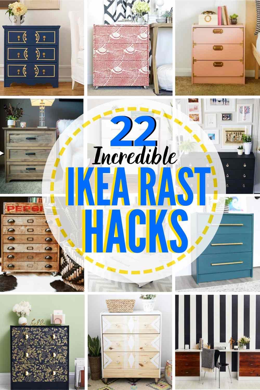 22 Incredible IKEA Rast Hacks
