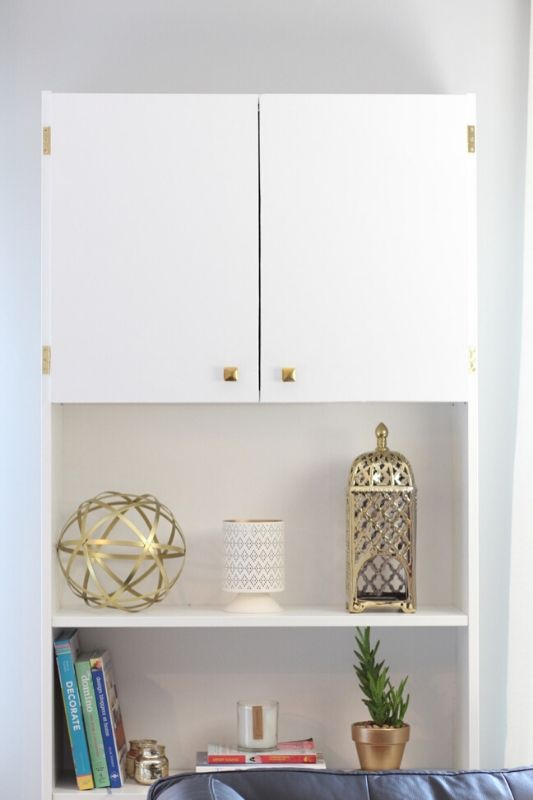 26 Innovative Ikea Billy Bookcase Hack Ideas | Design Evolving