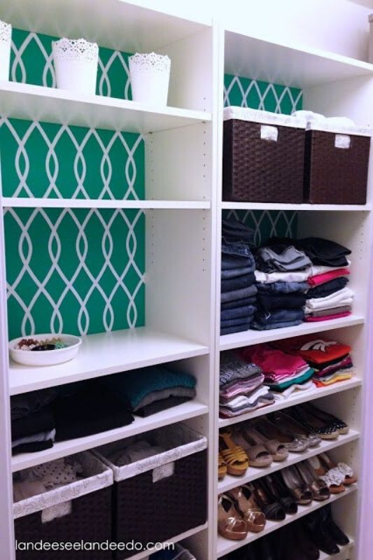 26 Innovative Ikea Billy Bookcase Hack Ideas | Landeelu Creating a Home