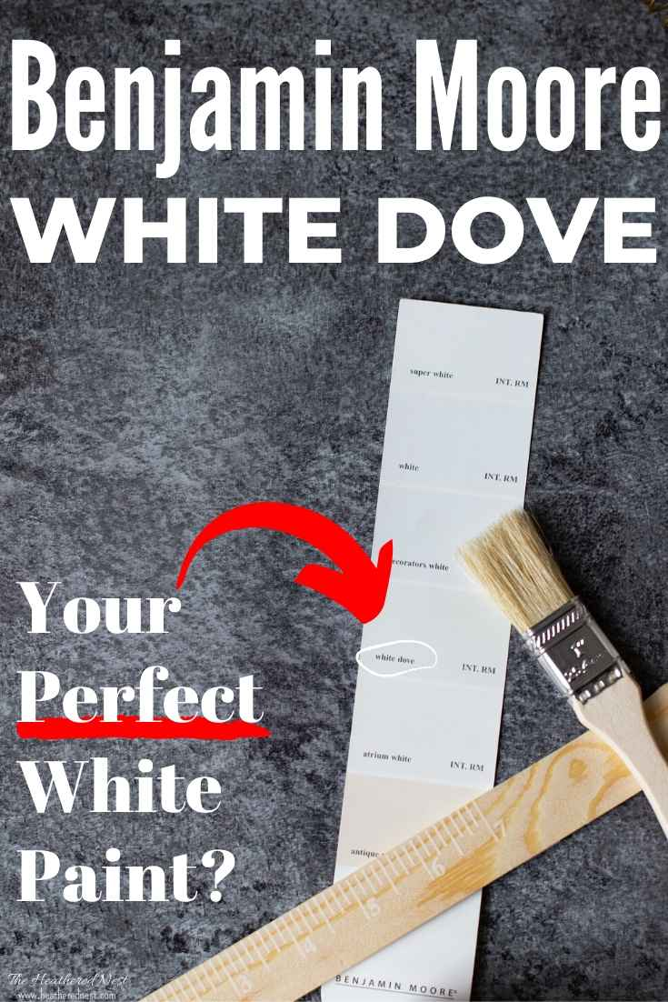 White Dove by Benjamin Moore (OC-17) is one of the brands' most popular shades of white paint. But is it right for YOUR house? This in-depth color study will help you answer just that.