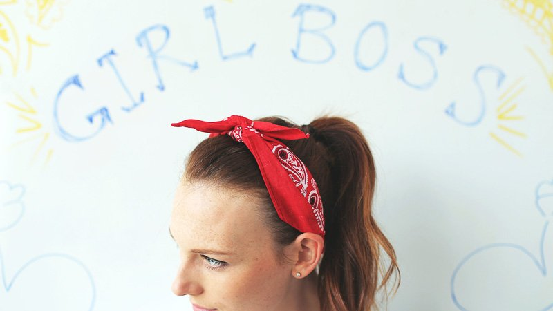 25 BRILLIANT Bandana Crafts & Decorating Projects