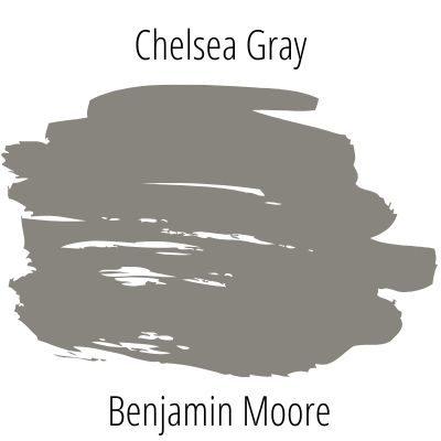 chelsea gray by benjamin moore