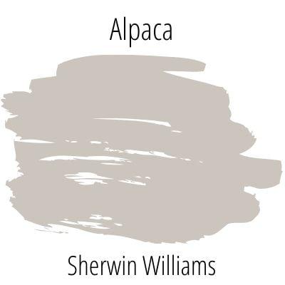 alpaca by sherwin williams