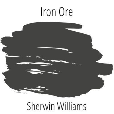 iron ore paint by sherwin williams