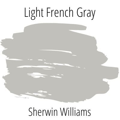 light french gray color swatch