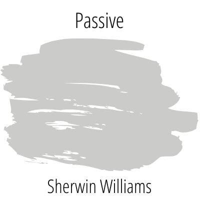 Sherwin Williams Passive