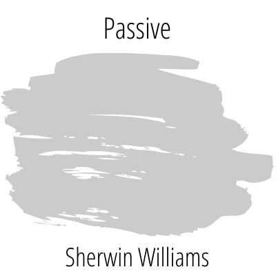 Sherwin Williams Passive