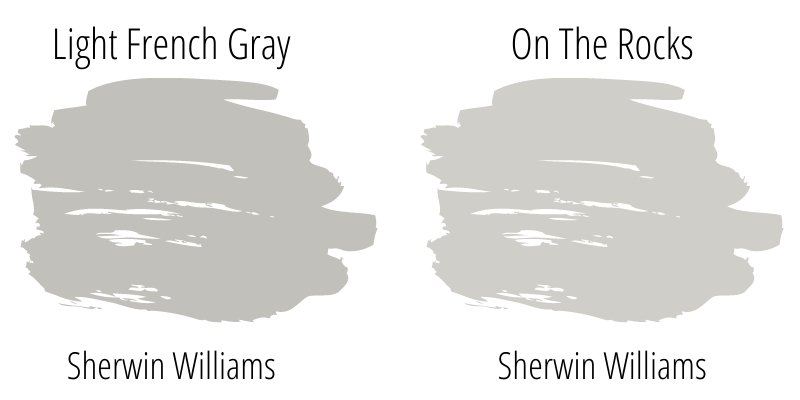 Sherwin Williams Light French Gray Color Study 27 Real Life Examples The Heathered Nest,Best Artificial Christmas Trees